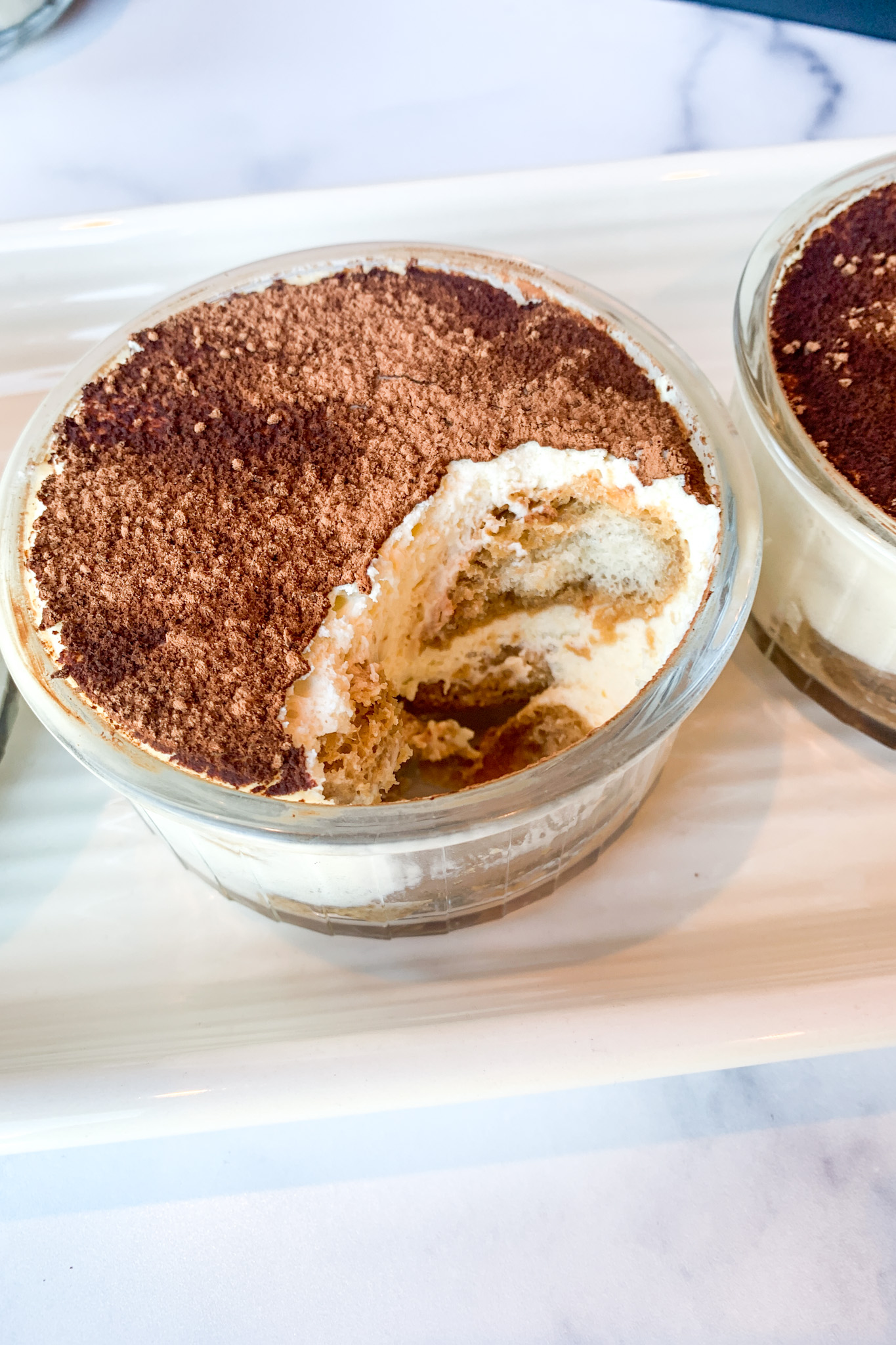 Small-Batch/Individual Tiramisu